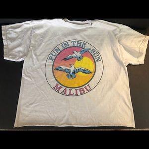 Brandy Melville J. Galt tee one size Malibu Shirt